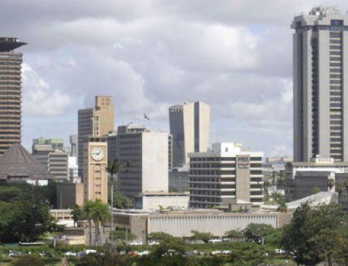 Nairobi City Orientation Guided Tour