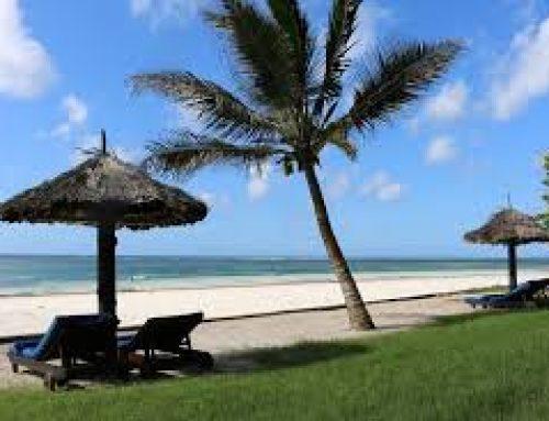 3 DAYS BEACH HOLIDAY ITINERARY, in sandy beach.